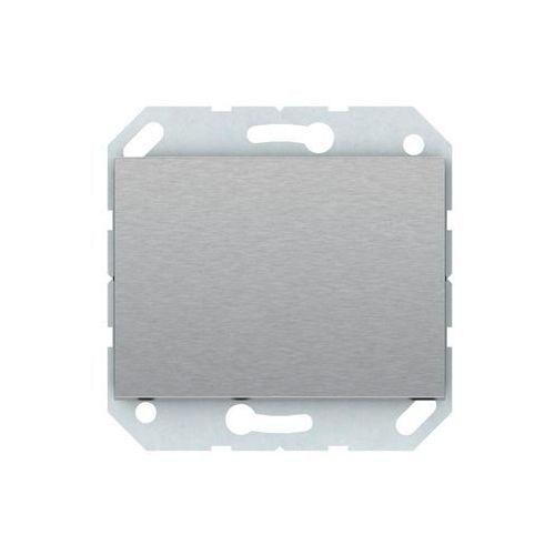 Włącznik pojedynczy VILMA P110-010-02ST STAL NIERDZEWNA DPM (4779101216370)