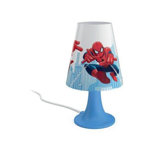 Philips 71795/40/16 - Lampa stołowa dla dzieci SPIDERMAN LED/2,3W/230V