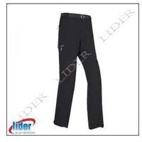 Spodnie trekkingowe MILO TACUL - black