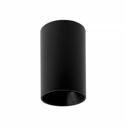 CROSTI LUCE Czarna GU10 wys. 10cm. IP20 Home&Decor Downlight OXYLED 459352, 459352