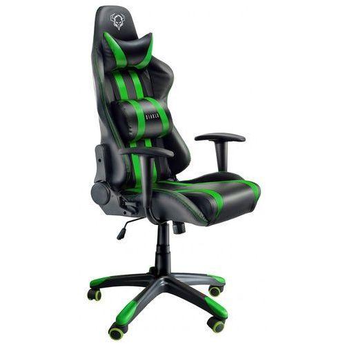 Diablo Fotel chairs x-one czarno-zielony + zamów z dostawą jutro!