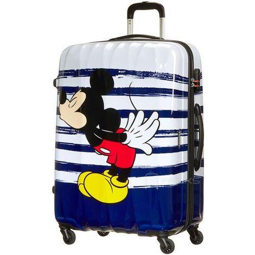 American tourister disney legends duża walizka 75 cm / mickey kiss - mickey kiss (5414847852862)