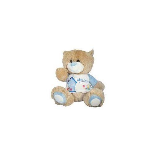 Axiom Miś jeremiasz w koszulce niebieskiej 30cm (5904042046512)