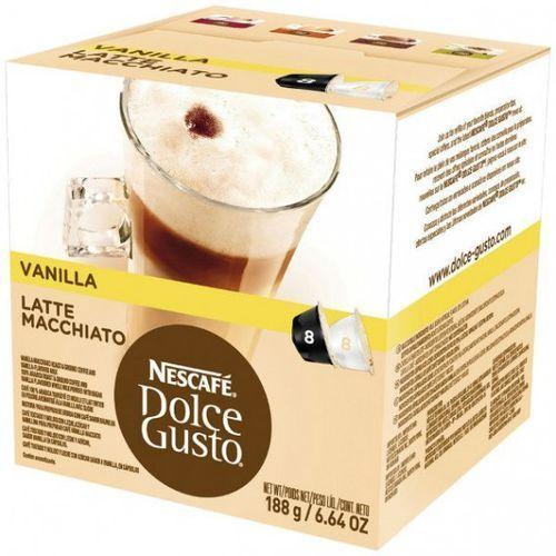Nescafe Kapsułka  dolce gusto latte macchiato vanilla (7613032870638)