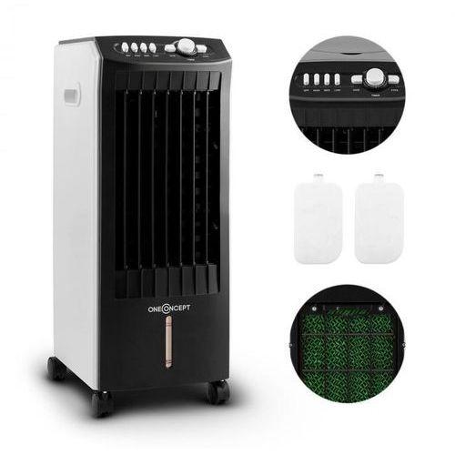 Oneconcept mch-1 v2 schładzacz powietrza 3-w-1 klimatyzator przenośny 65 w (4260435919155)
