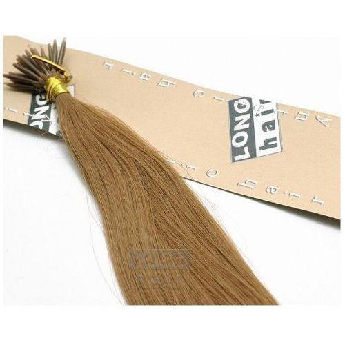 Włosy na zgrzewy syntetyczne - Kolor: #15 - 20 pasm