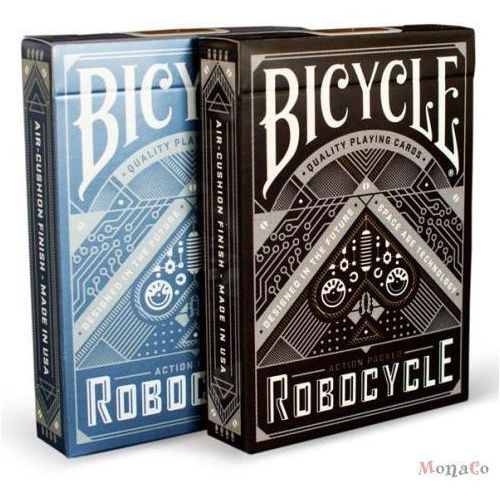Karty bicycle robocycle - uspc karty bicycle robocycle - uspc marki Uspcc - u.s. playing card compa