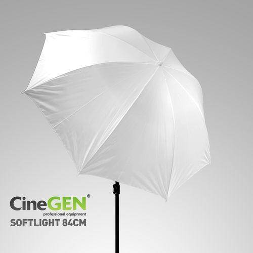 Cinegen Parasolka jednowarstwowa, softlight, 110cm