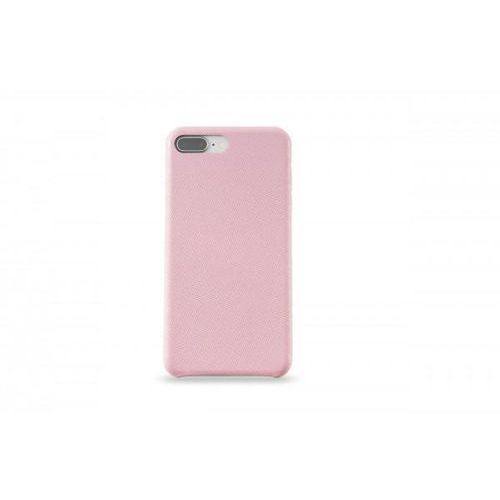 Kmp leather case do iphone 7 plus/8 plus skórzane rózowe >> bogata oferta - szybka wysyłka - promocje - darmowy transport od 99 zł! (4057652002025)