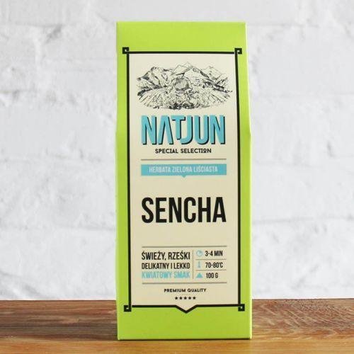 Herbata Zielona Sencha 100g