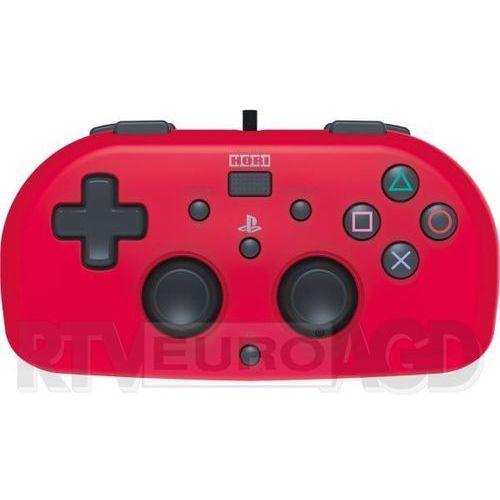 Hori Wired Mini Gamepad (czerwony) - produkt w magazynie - szybka wysyłka! (4961818028418)