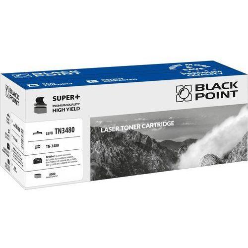 Black point Toner zamienny lbpbtn3480 dla brother tn-3480 czarny na 8000 stron - kurier ups 14pln, paczkomaty, poczta (5907625626194)