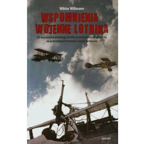 Wspomnienia wojenne lotnika, oprawa miękka