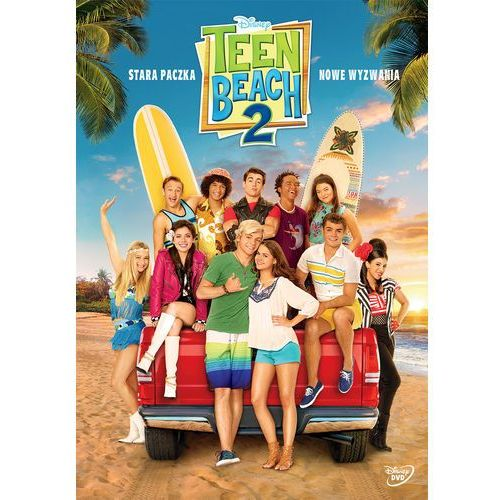Teen Beach 2 (DVD) (7321916504585)