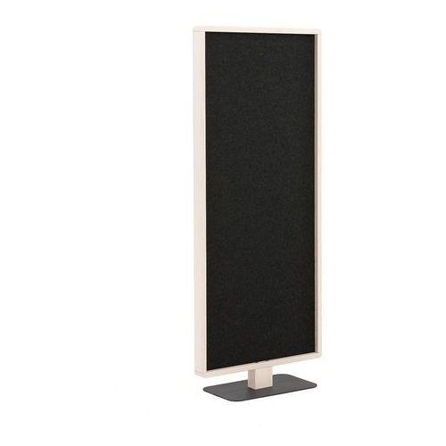 Aj produkty Ścianka podłogowa aura, z przegrodami, 1700x700 mm, biały jesion