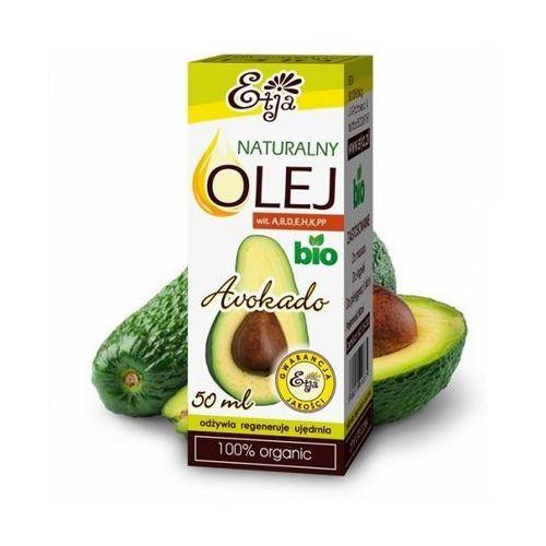 Etja Naturalny olej z awokado BIO 50ml, ETJA