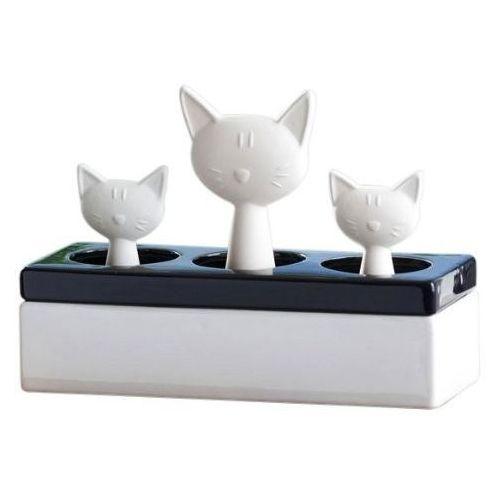 Ceramiczny nawilżacz powietrza - 3 koty, WENKO, B004YW3ULQ
