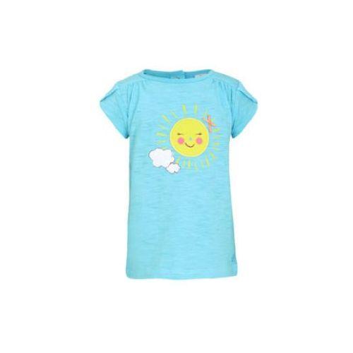 s.OLIVER Girls Mini Bluzka z krótkim rękawkiem (4051567448695)