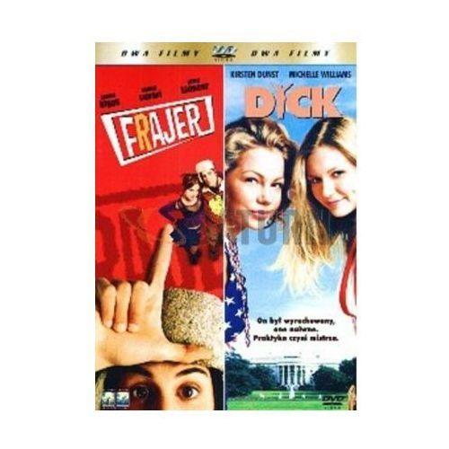 Frajer/Dick (2xDVD) - Andrew Fleming, Amy Heckerling DARMOWA DOSTAWA KIOSK RUCHU (5903570109782)