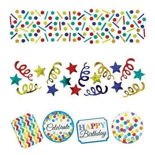 Konfetti Wspaniałe Urodziny (0013051581749)