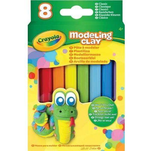 Crayola Plastelina Klasyczna (0071662303129)