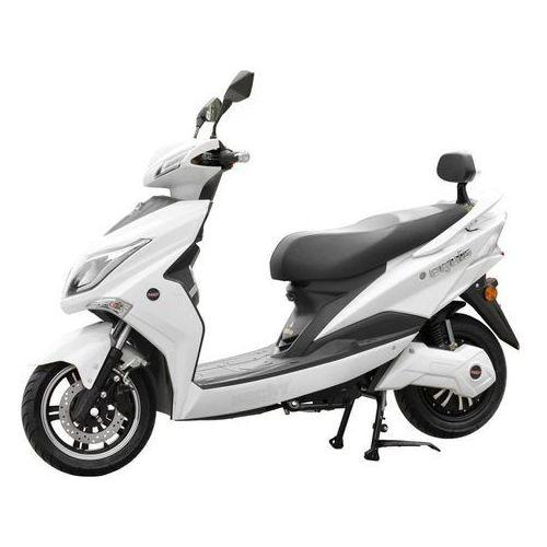 Hecht czechy Hecht equis white skuter elektryczny akumulatorowy e-skuter motor motocross motorek motocykl - oficjalny dystrybutor - autoryzowany dealer hecht
