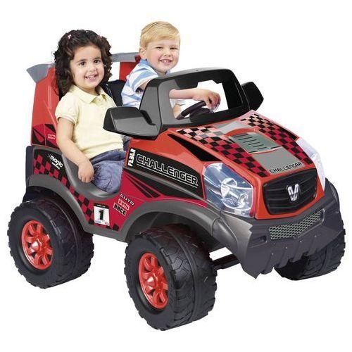 elektryczny samochód dla dzieci dodge challenger, 12 v marki Feber