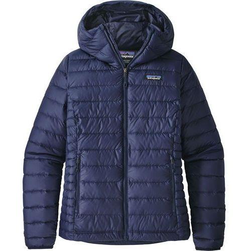Patagonia Down Sweater Kurtka Kobiety niebieski S 2019 Kurtki zimowe i kurtki parki (0191743012167)