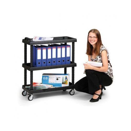 Plastikowy wózek półkowy (8010693053803). Najniższe ceny, najlepsze promocje w sklepach, opinie.