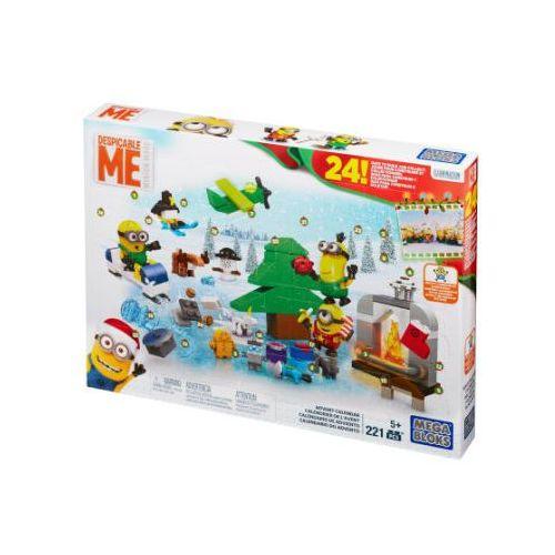 Mega Bloks MATTEL Kalendarz adwentowy Minionki 2016
