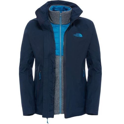 Kurtka brownwood triclimate t92u7wh2g marki The north face
