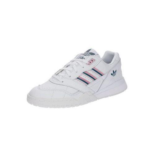 originals trampki niskie 'a.r. trainer' różowy pudrowy / biały marki Adidas