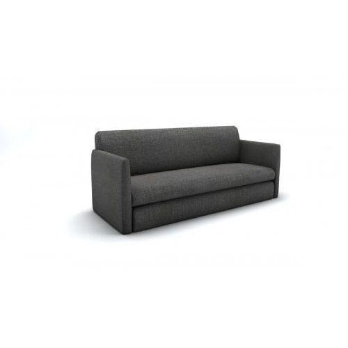 Sofa rozkładana tiss 170cm szara ciemn. marki Mak studio