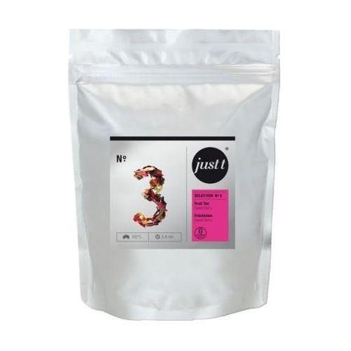 Herbata Just T No. 3 Fruit Tea Sweet Berry - doypack 150g zapas (owocowa herbata)