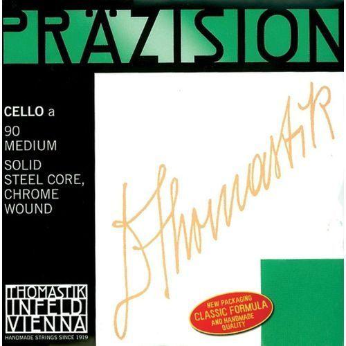 (641602) prazision struna do wiolonczeli - a 4/4 - twarda - 90st marki Thomastik