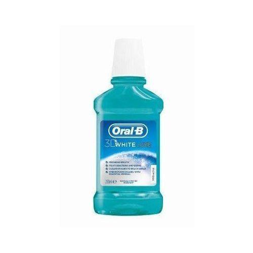 ORAL-B 3D WHITE LUXE Płyn do płukania jamy ustnej 250ml