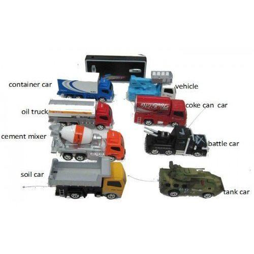 Mini samochód rc (m.in. betoniarka, wywrotka, beczka, ciężarówka) marki Wl