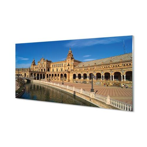 Tulup.pl Obrazy akrylowe hiszpania stary rynek miasto
