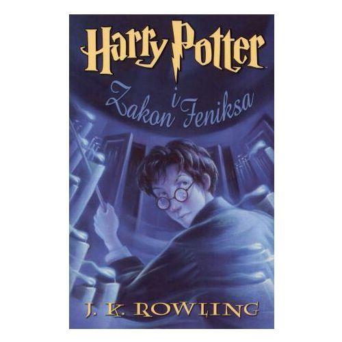 Harry Potter i Zakon Feniksa, J.K. Rowling