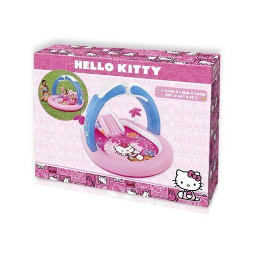 Plac zabaw Hello Kitty 211x163x121 - DARMOWA DOSTAWA OD 199 ZŁ!!!