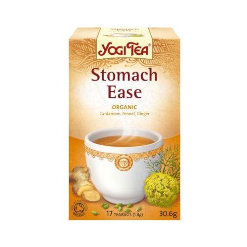17x1,8g stomach ease herbatka bio marki Yogi tea
