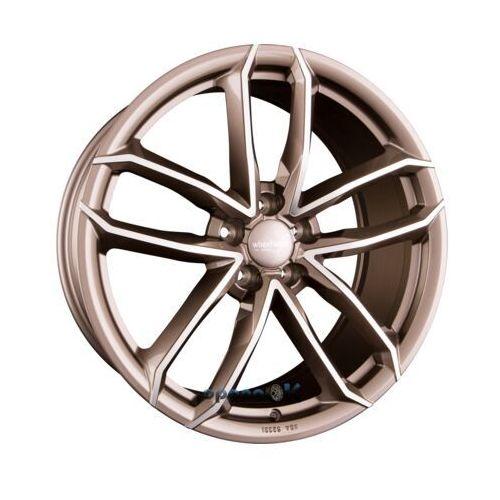 Wheelworld wh33 platin grau hochglanzpoliert (pgp plus) einteilig 9.00 x 20 et 40