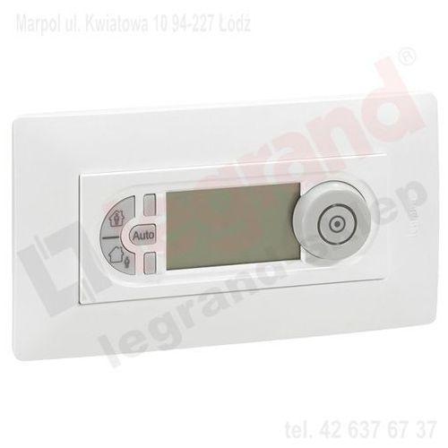 Termostat programowalny niloe 664788 biały marki Legrand