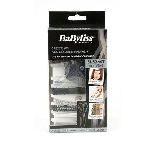 Zestaw akcesoriów BABYLISS 799502 Twist Secret Jewelery (Elegancki Look)