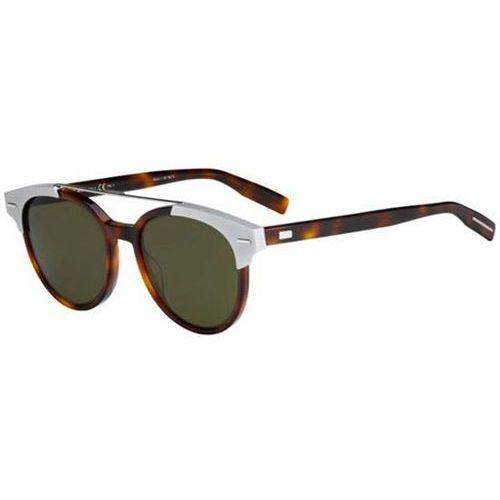 Okulary Słoneczne Dior BLACK TIE 220S T65/1E, kolor żółty
