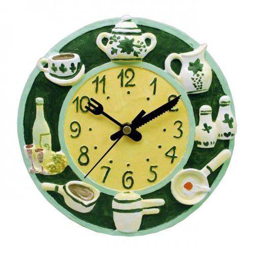 Zegar naścienny ceramiczny #4, ZC10_4