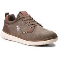 Sneakersy U.S. POLO ASSN. - Verter YGOR4082W8/Y1 Brw