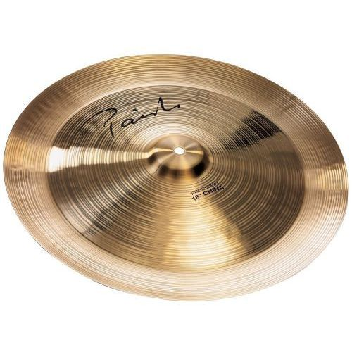 talerz china signature precision 18″ marki Paiste