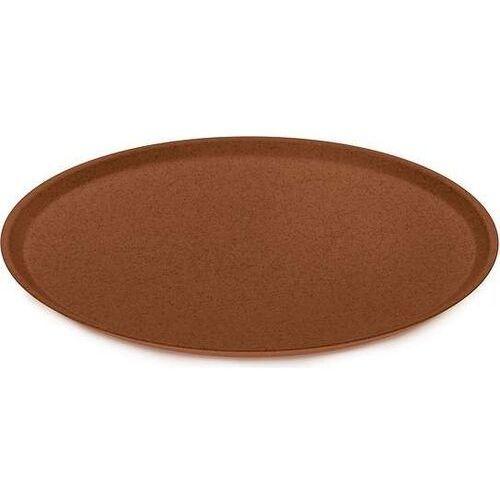 Talerz Connect Organic 25,5 cm rdzawy brąz (4002942485019)