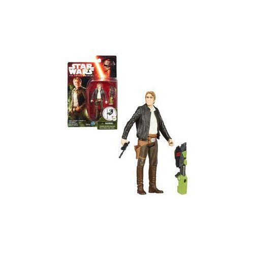 Star wars e7 figurki, han solo marki Hasbro